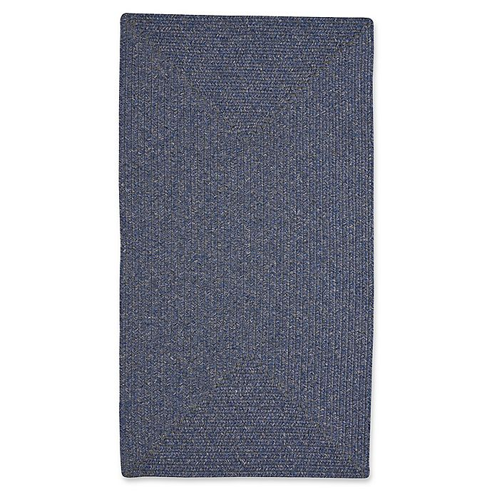 Alternate image 1 for Capel Rugs Candor Indoor/Outdoor Rug in Blue