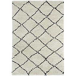 Capel Rugs Nador Indoor/Outdoor 9-Foot 2-Inch  x 12-Foot 5-Inch Area Rug in White