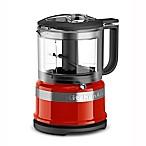 KitchenAid® 3.5-Cup Mini Food Chopper in Hot Sauce