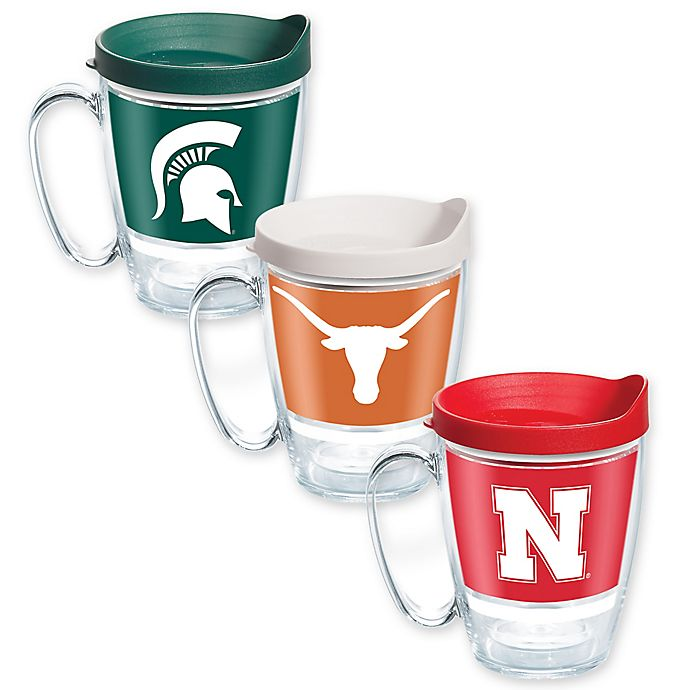 Alternate image 1 for Tervis® Collegiate Legend 16 oz. Mug
