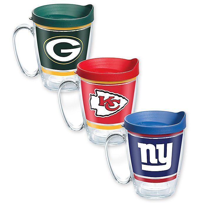 Alternate image 1 for Tervis® NFL Legends 16 oz. Mug with Lid