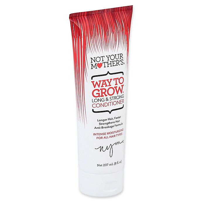 Alternate image 1 for Not Your Mother's® 8 fl. oz. Way To Grow Conditioner