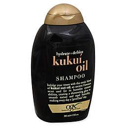 OGX® 13 fl. oz. Hydrate and Defrizz Kukuí Oil Shampoo