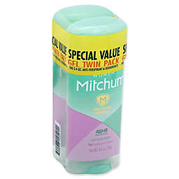 Lady Mitchum 2-Pack Clear Gel Advanced Control Anti-Perspirant and Deodorant in Shower Fresh