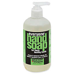 EO® Everyone® 12.75 oz. Hand Soap for Clean Healthy Hands in Spearmint and  Lemongrass