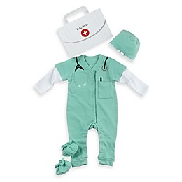 Baby Aspen Baby M.D. 2-Piece Size 0 to 6 Months Baby Layette Set