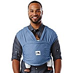 Baby K'tan® Medium Baby Carrier in Denim