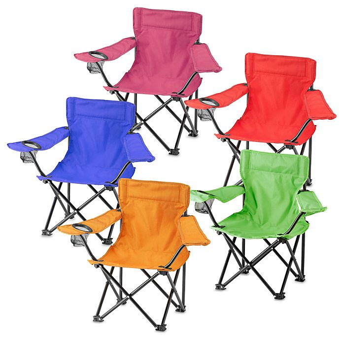 Kid Folding Camp Chairs With Carrying Bag.Redmon Kid Folding Camp Chairs With Carrying Bag