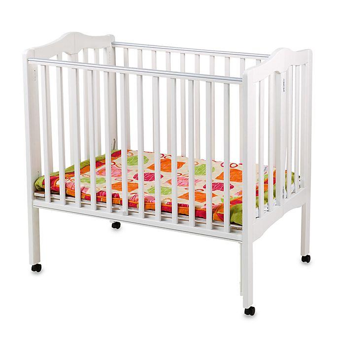 Alternate image 1 for Delta Children's Portable Crib in White