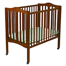 Delta Children's Portable Crib in Cherry