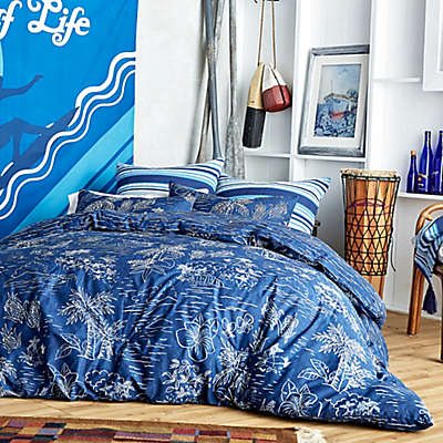 Hang Ten Pismo Beach Reversible Comforter Set