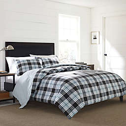 Eddie Bauer® Lewis Plaid Duvet Cover