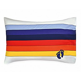 Hang Ten Pismo Beach Standard Pillowcase in White