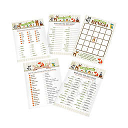 Lillian Rose™ Woodland Baby Shower Game Cards (Set of 25)