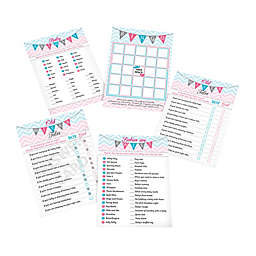 Lillian Rose™ Gender Reveal Baby Shower Games