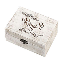 """Lillian Rose™ """"I Thee Wed"""