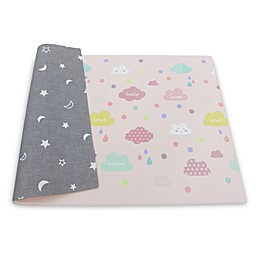 BABY CARE™ Reversible Happy Cloud Playmat