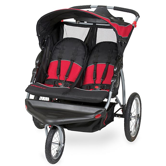 Alternate image 1 for Baby Trend® Expedition® Double Jogger
