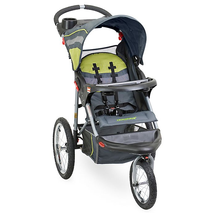 Alternate image 1 for Baby Trend® Expedition Jogger Stroller in Carbon
