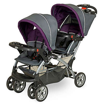 Baby Trend® Sit N' Stand® Double Stroller in Elixer