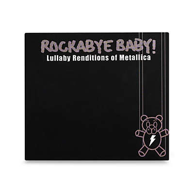 Rockabye Baby! Lullaby Renditions of Metallica CD