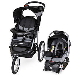 Baby Trendreg Expeditionreg Travel System In Millennium White