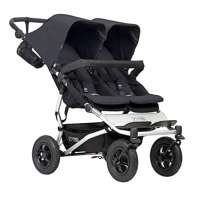 Alternate image 1 for Mountain Buggy® Duet V3 Double Stroller
