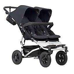 Mountain Buggy® Duet V3 Double Stroller in Black