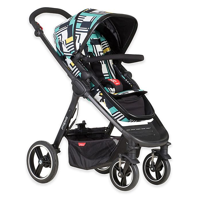 Alternate image 1 for phil&teds® Mod™ Stroller in Abstract