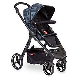 phil&teds® Mod Buggy Stroller in Black