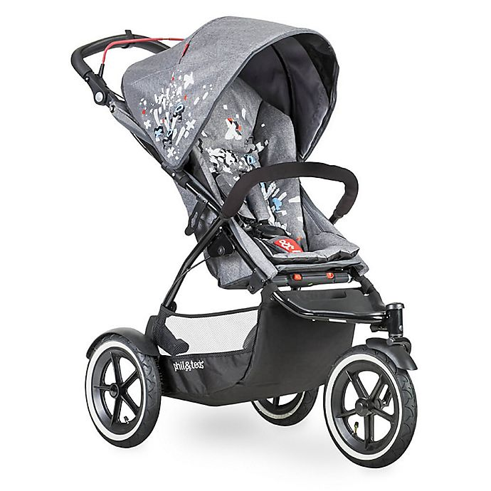 Alternate image 1 for phil&teds® Sport™ Stroller in Graffiti