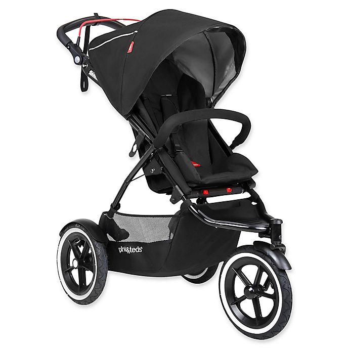 Alternate image 1 for phil&teds® Sport™ Stroller in Black
