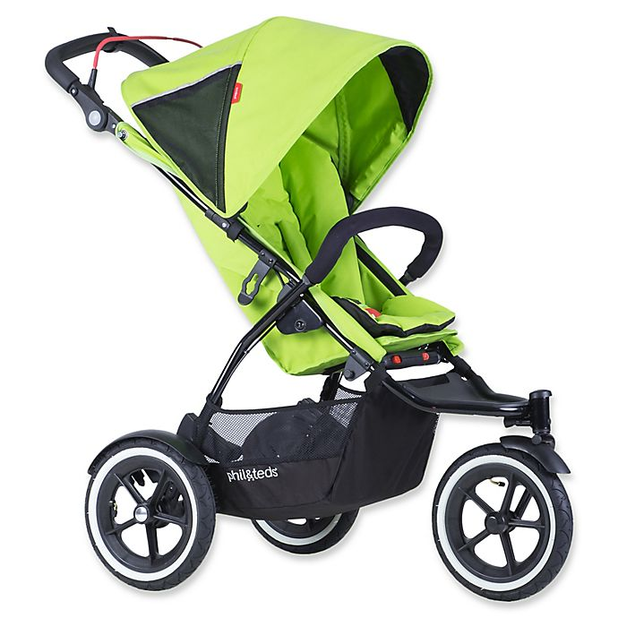 Alternate image 1 for phil&teds® Sport™ Stroller in Apple
