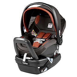Peg Perego Primo Viaggio 4-35 Nido Infant Car Seat in Terracotta