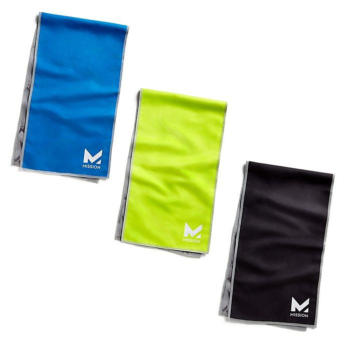 Alternate image 1 for Mission HydroActive™ On-the-Go Cooling Towel