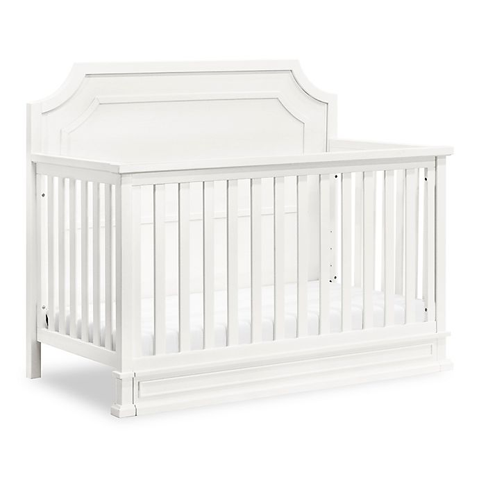 Alternate image 1 for Encore by Million Dollar Baby Classic Emma Regency 4-in-1 Convertible Crib