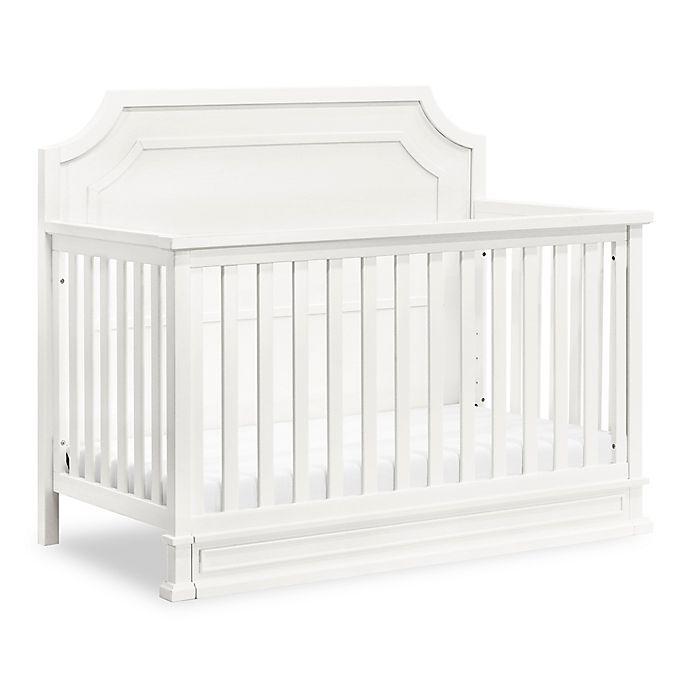 Alternate image 1 for Million Dollar Baby Classic Emma Regency 4-in-1 Convertible Crib