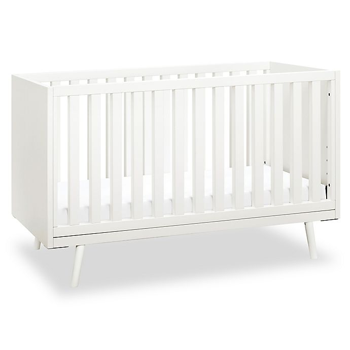 Alternate image 1 for Ubabub Nifty Timber 3-in-1 Convertible Crib in Warm White