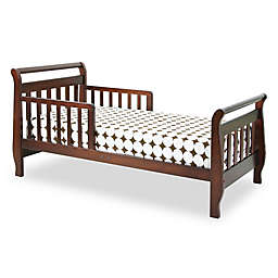 DaVinci Sleigh Toddler Bed in Cherry