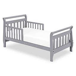 DaVinci Sleigh Toddler Bed in Grey