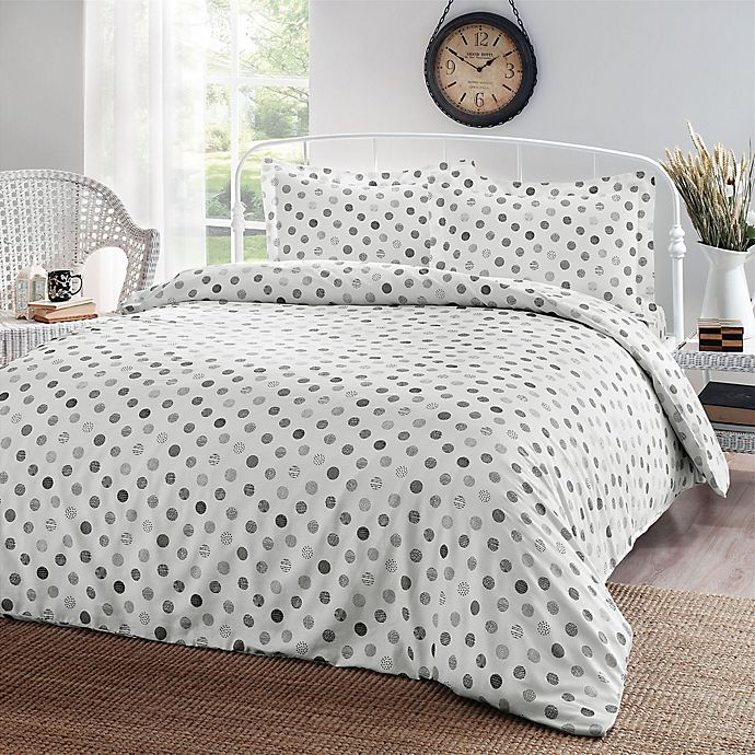 Alternate image 1 for Brielle Circlets Duvet Cover Set