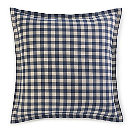 Eddie Bauer® Kingston European Pillow Sham in Navy