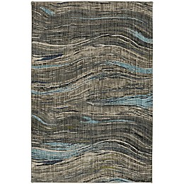 Muse Amos Area Rug in Lagoon