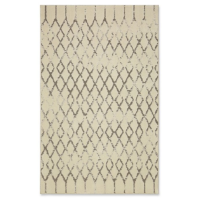 Alternate image 1 for Nomad Carlsbad 8-Foot x 10-Foot Area Rug in Grey