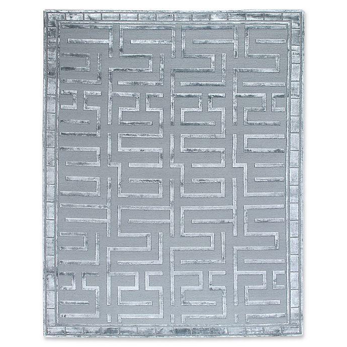 Alternate image 1 for Exquisite Rugs Metro Velvet Area Rug