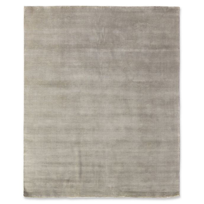 Alternate image 1 for Exquisite Rugs Dove 8-Foot x 10-Foot Area Rug in Light Green