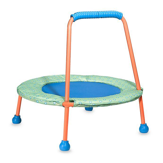 b61556710 Jumpin  Jr. First Trampoline by ALEX® Toys