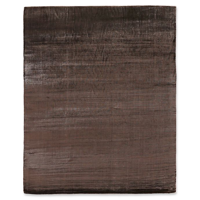 Alternate image 1 for Exquisite Rugs Smooch 6-Foot x 9-Foot Area Rug in Sepia