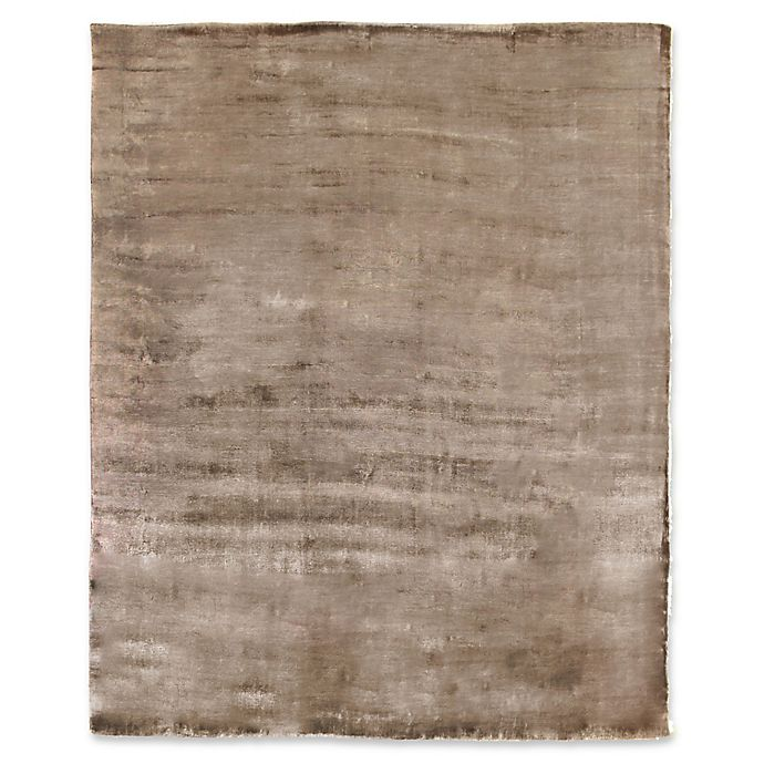 Alternate image 1 for Purity 6-Foot x 9-Foot Area Rug in Brown