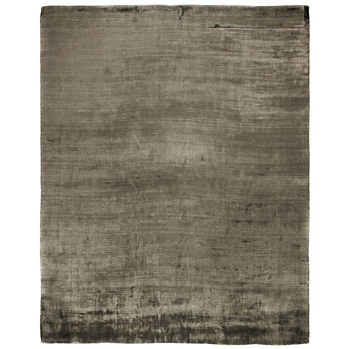 Alternate image 1 for Purity 8-Foot x 10-Foot Area Rug in Dark Grey
